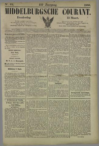 Middelburgsche Courant 1888-03-15