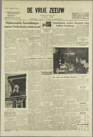 de Vrije Zeeuw 1963-03-14