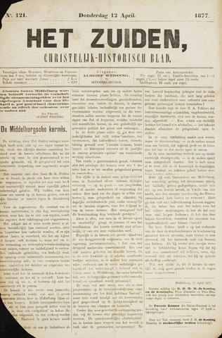 Het Zuiden, Christelijk-historisch blad 1877-04-12