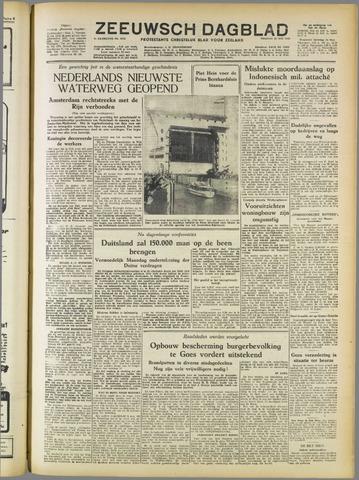 Zeeuwsch Dagblad 1952-05-22