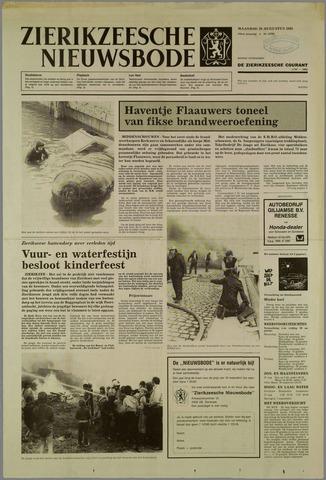 Zierikzeesche Nieuwsbode 1985-08-26