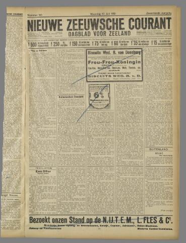 Nieuwe Zeeuwsche Courant 1921-07-10