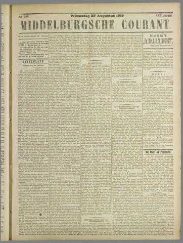 Middelburgsche Courant 1919-08-27