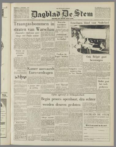 de Stem 1957-10-05