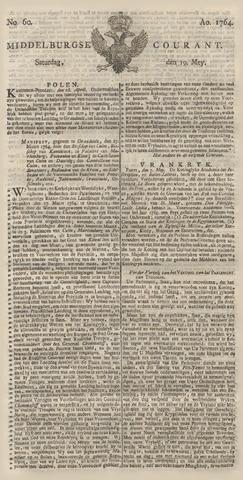 Middelburgsche Courant 1764-05-19