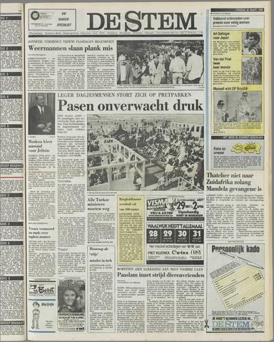 de Stem 1989-03-28