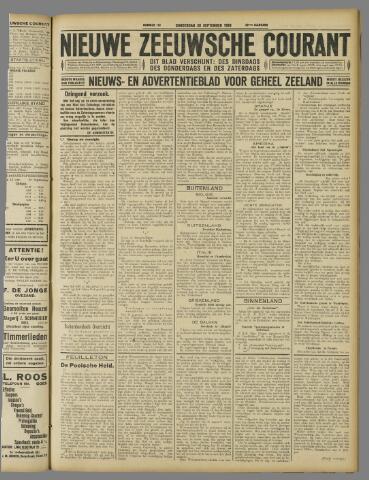 Nieuwe Zeeuwsche Courant 1926-09-30