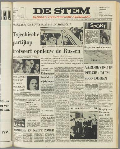 de Stem 1968-09-02