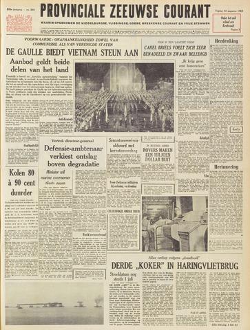 Provinciale Zeeuwse Courant 1963-08-30
