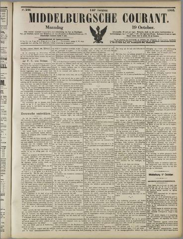 Middelburgsche Courant 1903-10-19