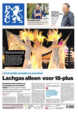 Provinciale Zeeuwse Courant 2017-12-18