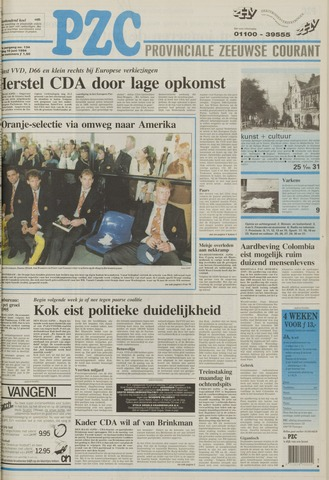 Provinciale Zeeuwse Courant 1994-06-10