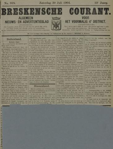 Breskensche Courant 1904-07-30