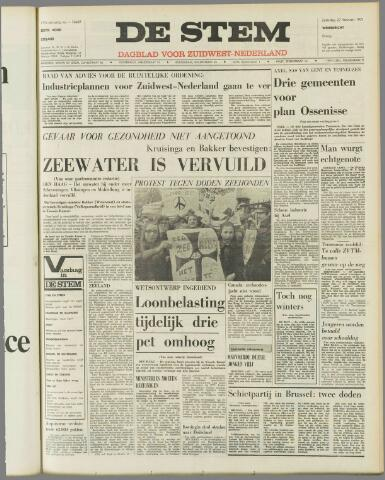 de Stem 1971-02-27