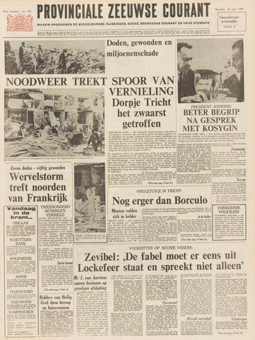 Provinciale Zeeuwse Courant 1967-06-26