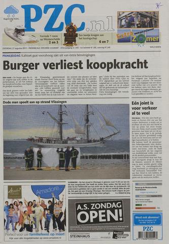 Provinciale Zeeuwse Courant 2011-08-27