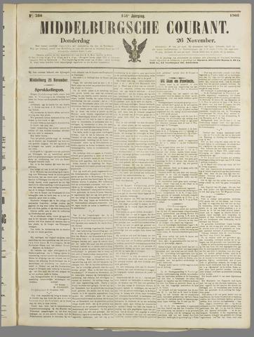 Middelburgsche Courant 1908-11-26