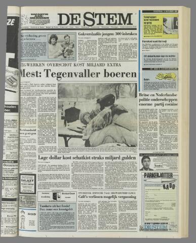 de Stem 1987-11-12