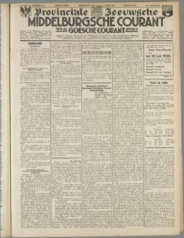 Middelburgsche Courant 1935-06-19