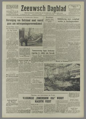 Zeeuwsch Dagblad 1957-05-29
