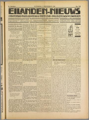 Eilanden-nieuws. Christelijk streekblad op gereformeerde grondslag 1936-09-05