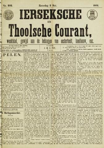 Ierseksche en Thoolsche Courant 1891-05-02