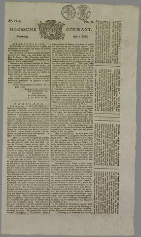 Goessche Courant 1822-07-01