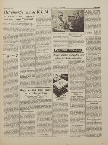 Watersnood documentatie 1953 - kranten 1953-06-09
