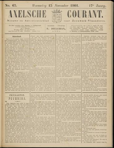 Axelsche Courant 1901-11-13