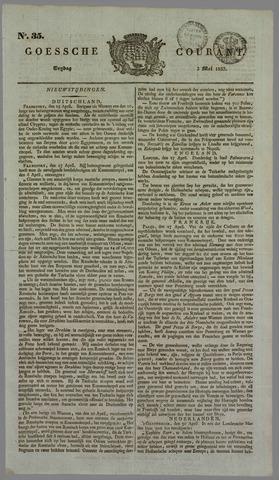 Goessche Courant 1833-05-03