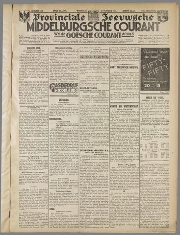 Middelburgsche Courant 1933-10-11