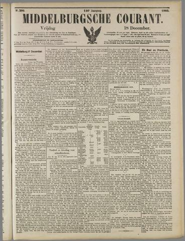Middelburgsche Courant 1903-12-18
