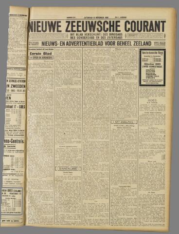 Nieuwe Zeeuwsche Courant 1932-11-12