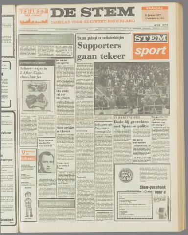 de Stem 1977-01-10