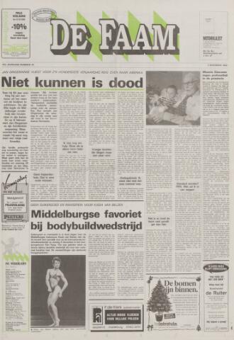 de Faam en de Faam/de Vlissinger 1992-12-02