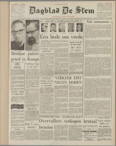de Stem 1965