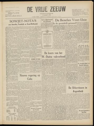 de Vrije Zeeuw 1952-03-12