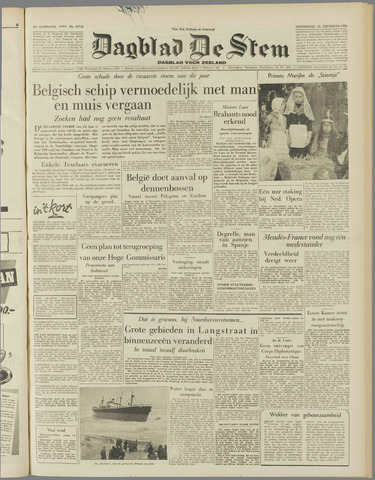 de Stem 1954-12-23