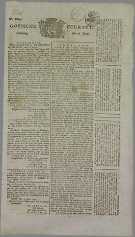 Goessche Courant 1824-06-21
