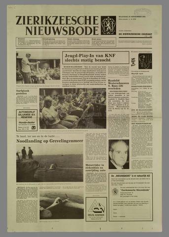 Zierikzeesche Nieuwsbode 1985-09-16