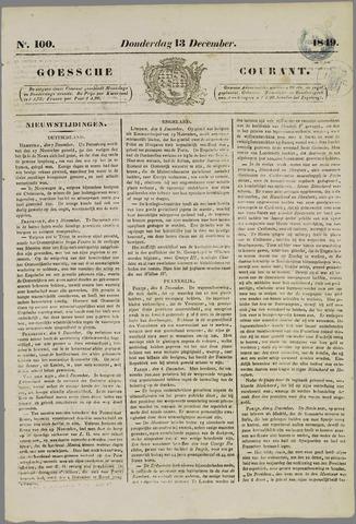 Goessche Courant 1849-12-13