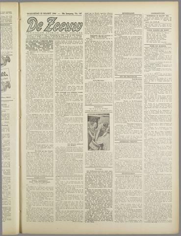 De Zeeuw. Christelijk-historisch nieuwsblad voor Zeeland 1944-03-22