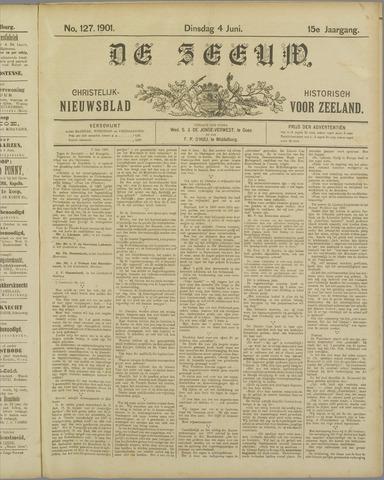 De Zeeuw. Christelijk-historisch nieuwsblad voor Zeeland 1901-06-04