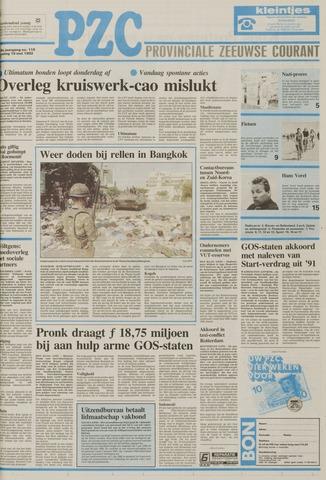 Provinciale Zeeuwse Courant 1992-05-19