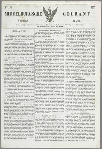 Middelburgsche Courant 1872-07-24