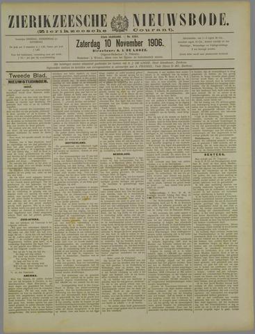 Zierikzeesche Nieuwsbode 1906-11-10