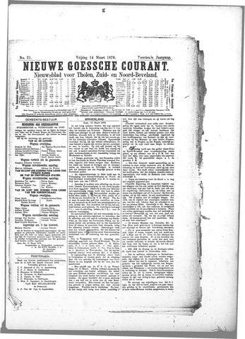 Nieuwe Goessche Courant 1879-03-14