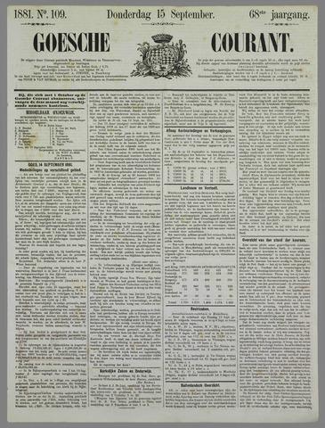 Goessche Courant 1881-09-15