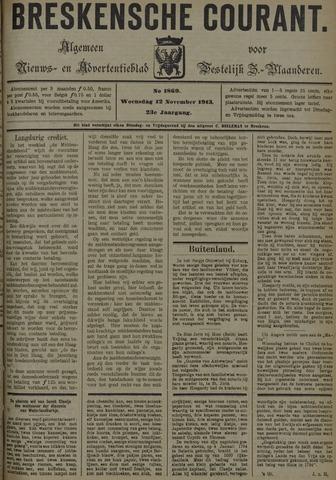Breskensche Courant 1913-11-12