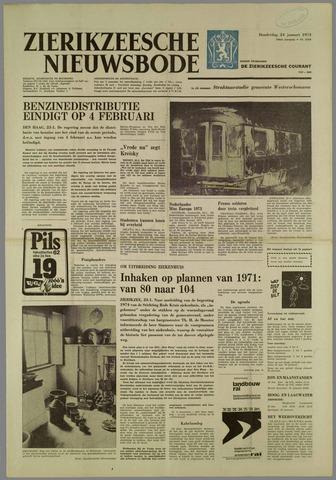 Zierikzeesche Nieuwsbode 1974-01-24